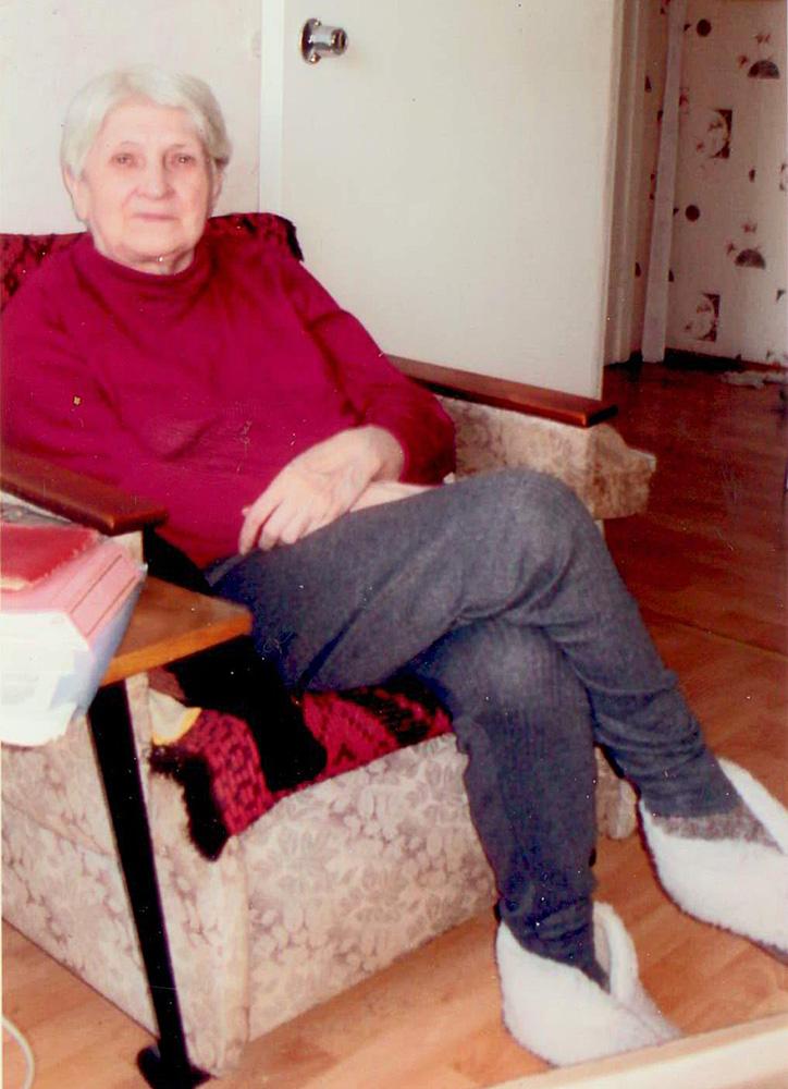 Зинаида Андреевна 1