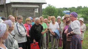 Экскурсия по деревне